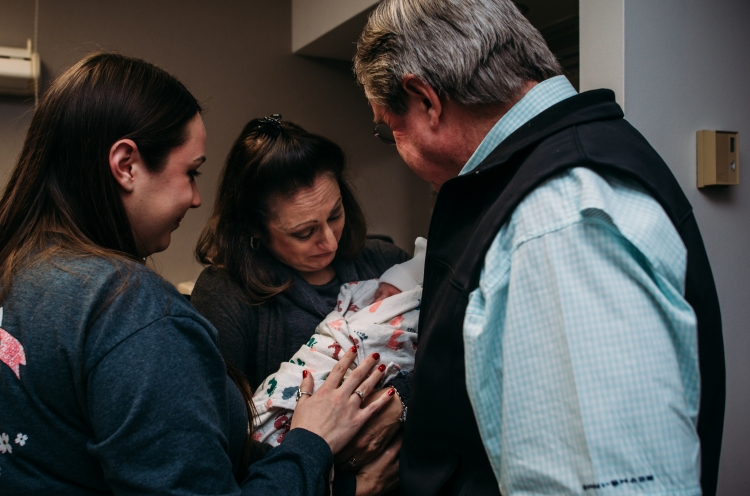 Birth of Brady | Life Diagrams Photography | C-145